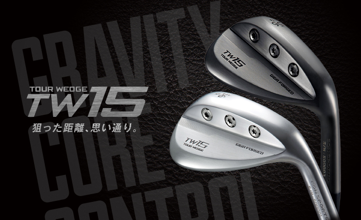 TW15 Tour Wedge